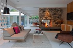 eames case study house couch - Google Search