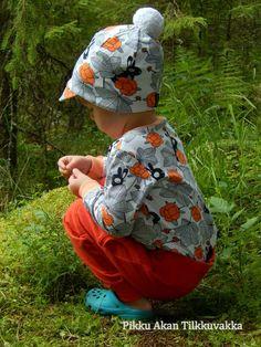 Pikku Akan Tilkkuvakka Baby Car Seats, Children, Hats, Fashion, Young Children, Moda, Hat, Fashion Styles, Kids