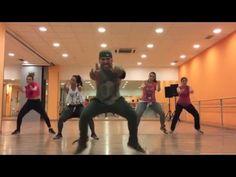 SKRILLEX - RAGGA BOMB - Salsation Choreography by SMT Luis Calanche - YouTube