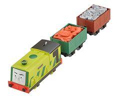 Thomas et ses Amis - TrackMaster - Scruff - Locomotive Mo...…
