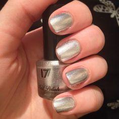 NOTW- Silver Shimmer