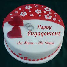 Birthday Cake Online Editing Option With Name Photo