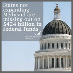 States Miss Out on Billions in Medicaid Expansion Funds