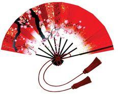 DE TUDO UM POUCO: LEQUES-na dinastia Ming, os leques eram utilizados por homens e mulheres.