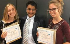 As part of HNMCS's Mini-Med programme, biology students, gained invaluable experience exploring the field of medicine as participants in the University Health Network (UHN) Summer Observership Programme.
