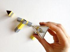 DIY Toy : DIY Cardboard Kaleidoscope