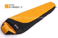 148.00$  Buy here - http://aliiew.worldwells.pw/go.php?t=1276371734 - High Quality 3 Season Sleeping Bag 230*80CM Camping Sleeping Bag Camping supplies Free shipping 148.00$