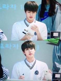 BTS @ 2015 Fansigning - 3rd mini album 화양연화 pt.1 - 150525 Daegu (Daegu Department Store)