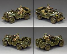 King and #country #airborne jeep ww2 mg53 #mg053,  View more on the LINK: http://www.zeppy.io/product/gb/2/381860467231/