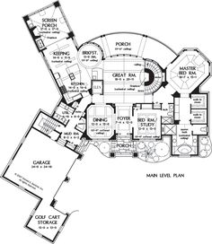 Compare Other House Plans To House Plan The Clubwell Manor