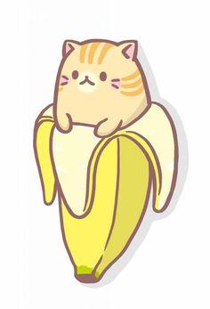 Cupcakes Desenho Kawaii New Ideas Kawaii 365, Chat Kawaii, Kawaii Chibi, Kawaii Cute, Kawaii Anime, Kawaii Doodles, Cute Doodles, Cat Character, Kawaii Drawings