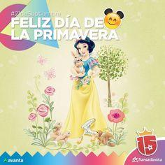 Nos encanta este día! Empieza la #primavera festejamos el día del estudiante y que todos los sueños pueden volverse realidad!!!Cómo lo vas a celebrar? #WelcomeSpring #Enjoy15 #transatlántica