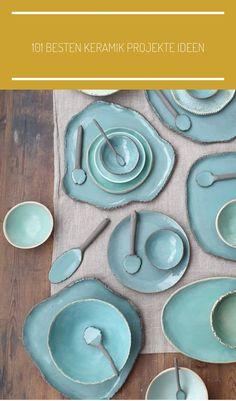 101 Besten Keramik Projekte Id – Tableware Design 2020 Pottery Plates, Ceramic Plates, Ceramic Pottery, Ceramic Art, Clay Crafts, Diy And Crafts, Cerámica Ideas, Room Ideas, Keramik Design