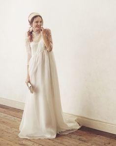 ハツコ エンドウ ウェディングス(Hatsuko Endo Weddings) 銀座店 №2283 Delphine Manivet