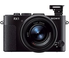 Sony DSC-RX1/B Cyber-shot Full-frame Digital Camera >>> Click on the image for additional details.