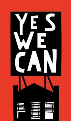 #Obama - YES WE CAN - STILL!
