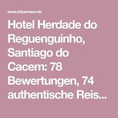 Hotel Herdade do Reguenguinho, Santiago do Cacem: 78 Bewertungen, 74 authentische Reisefotos und Top-Angebote für Hotel Herdade do Reguenguinho, bei Tripadvisor auf Platz #1 von 6 B&Bs / inns in Santiago do Cacem und mit 4,5 aus 5 bewertet. Santiago Do Cacem, Hotels Portugal, Trip Advisor, Homestead, Lisbon