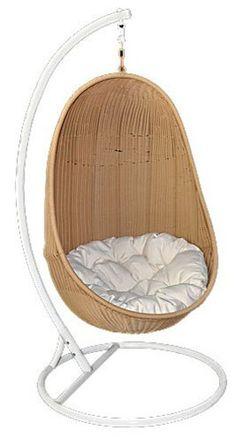 ★ハンギングチェアー ラタン家具 ハンギングチェア 楕円型★CH/SL :3360419:Queen Shop - 通販 - Yahoo!ショッピング