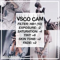 (Bella)  Dark Filter ☁️  Looks best with pale pink or grey pictures! ‼️  Click the link in my bio to get free vsco filters ❤️  Get this to 70 likes for another tutorial   Dm us with any suggestions