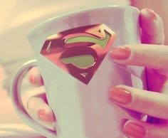 Coffee gives me super powers ....