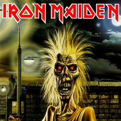 Strange World by Iron Maiden, including the intro track Transylvania. Transylvania is an instrumental by Iron Maiden which the end glides into the song Stran. Albums Iron Maiden, Iron Maiden Cd, Iron Maiden Album Covers, Iron Maiden Cover, Iron Maiden Mascot, Heavy Metal Bands, Twisted Metal, Hard Rock, Rock And Roll