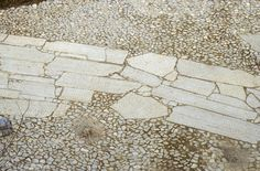 GIlles Clement - Jardins de l'Arche de la Defense Landscape Architecture, Landscape Design, Garden Design, House Design, Gilles Clement, Pavement Design, Paving Pattern, Paving Ideas, Garden Floor