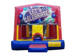 Our Let's Celebrate Moonwalk! $135 to rent!