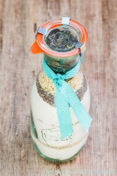 Einzugsgeschenk Brot Mix im Glas