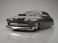 Movie car- the Merc from Stallone's Cobra - Builder's Corner - General Discussion - Scale Auto Community