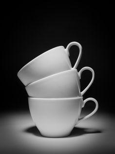 Three White Tea Cups - Jacqueline Allott Photography, Female Photographer, Still Life, Fashion, Portraiture, Weddings, Children, Family, Events, Editorial, www.jacqs.co.uk