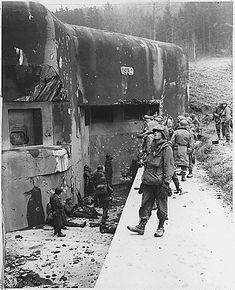 "Maginot Line. Famous for marking the beginning of the idea that the French are ""cheese eating surrender monkeys."""
