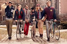 A stylish and trendy Tommy Hilfiger life, FW 2013 2014 l #bikes #fashion #menswear