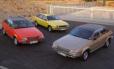 The cars : Princess/Ambassador development history