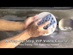 How  To Easily Blend a Basecoat Clearcoat Paint Job - Spot Repair - YouTube