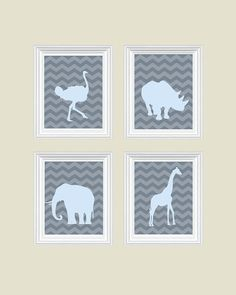 Globetrotting Mommy - Dreaming of a safari themed baby nursery?  I just adore these safari themed baby nursery prints from Etsy's SweetLittleBarn shop!