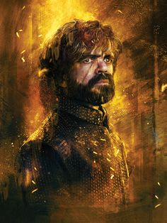 Turksworks Design and Illustration - Game of Thrones portraits Game Of Thrones Gifts, Game Of Thrones Art, Character Illustration, Digital Illustration, Portrait Illustration, Lord Tyrion, Game Of Trone, The Iron Giant, Fandom Games