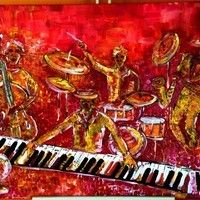 Gianni's Crazy Modern Jazz Orchestra Meets Graham Lavallin (guitars) by Lavallin on SoundCloud