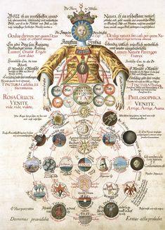 Occult Symbols, Occult Art, Ancient Symbols, Tarot, Rose Croix, Esoteric Art, Art Graphique, Book Of Shadows, Sacred Geometry