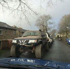 Monster Nissan Patrol Gr Y61