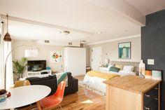 Kay's 400 Square Foot DIY Studio — House Call