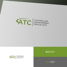 ATC - Controlled Environment Industry Leader needs a powerful new logo