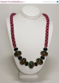 Kumihimo on Pinterest | Fused Glass, Pendants and Necklaces