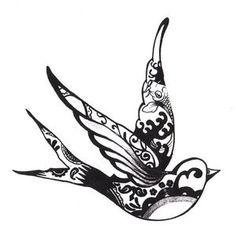 Definitely need a bird tattoo..
