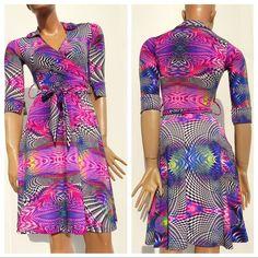 Mittmi Wrap Dress