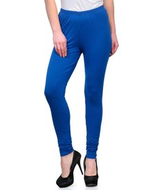 9aa7aedba5315 Ffu Women s Viscose Cotton Rblue Legging   499 -