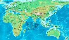 Azja 800 AD