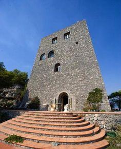 Rudolph Nureyev's Former Italian Island becomes Mariah Carey's Secret Retreat: Tower on Li Galli Islands
