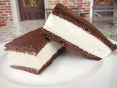 Vous Êtes Doux: Homemade Ice Cream Sandwiches