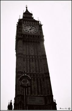 Big Ben - London, England... Seen it!