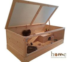Large Indoor Guinea Pig Cage with Roof Cage Hamster, Hedgehog Cage, Pet Cage, Hedgehog House, Guinea Pig Hutch, Guinea Pig House, Pet Guinea Pigs, Hamster House, Hamsters